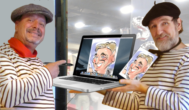 mobile header image for caricatureyves